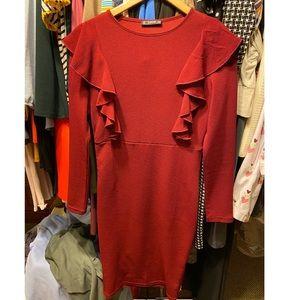 Dresses & Skirts - Elegant Red Dress